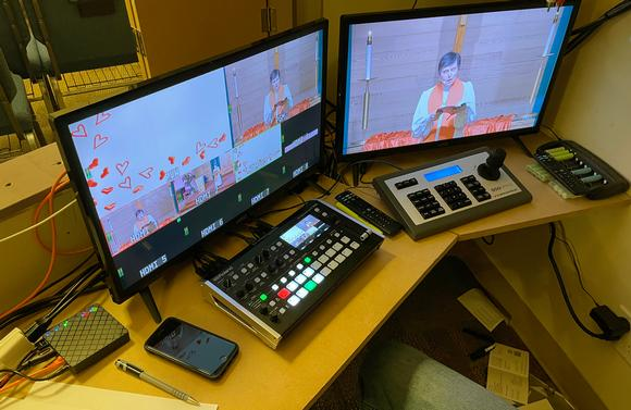 Mill Plain UMC Reinvigorates its Congregation Through Live Streaming with Magewell Ultra Stream