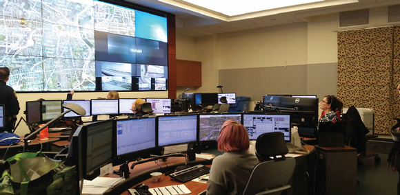 City of New Britain 911 Center