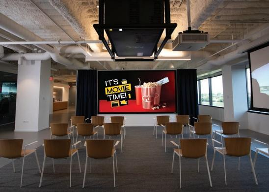 NEC Display Enhances the Moviegoer Experience from Lobby to Auditorium