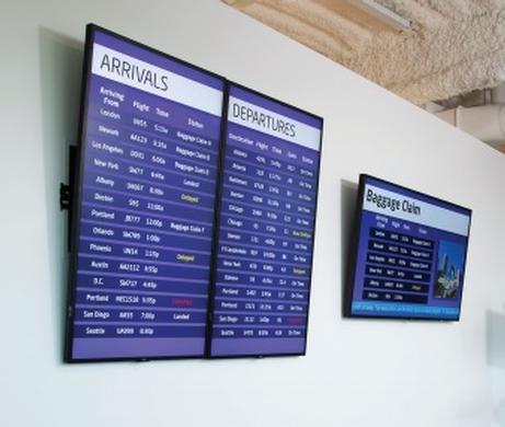NEC Enhances Transportation Hub Operations with Display Solutions