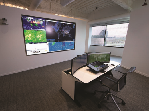 NEC and Partner Technologies Bring Real-Time Visibility to Situational Awareness Spaces