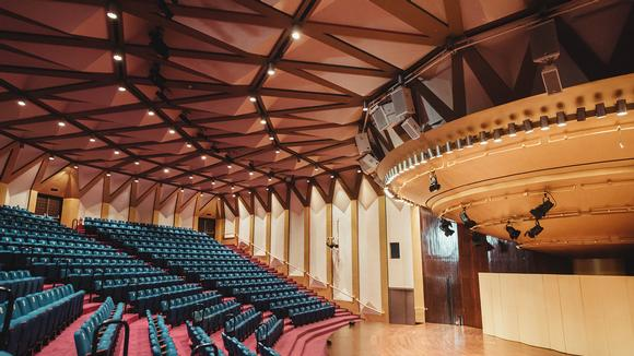 New Meyer Sound Systems Highlight 50th Anniversary of India's National Centre for the Performing Arts