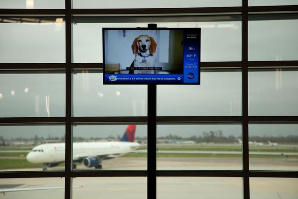 New Orleans Airport