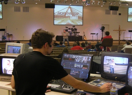 Northview Assembly of God Extends Outreach with Live Streaming