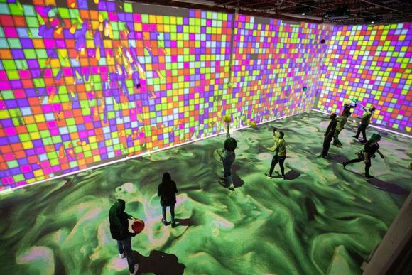 Optoma Projectors Bring Interactive, Immersive Experiences to Life at Electric Playhouse