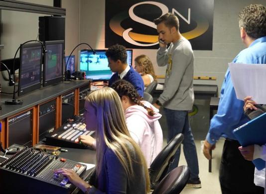 NewTek MediaDS™ Saves Award-Winning High School Media Program