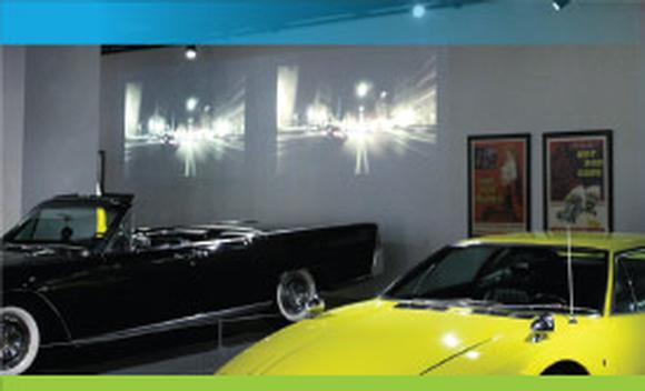Panasonic - Petersen Automotive Museum