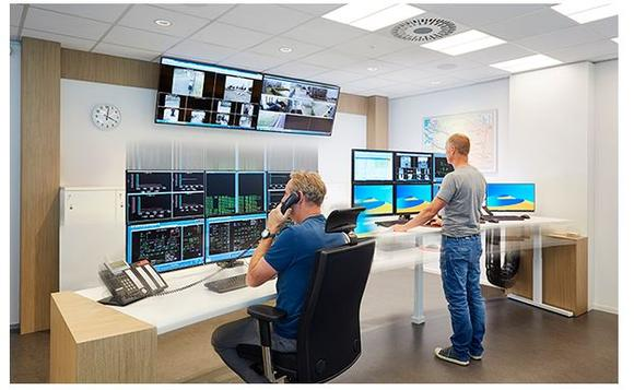 Stability Found for Control Room Using Kontour
