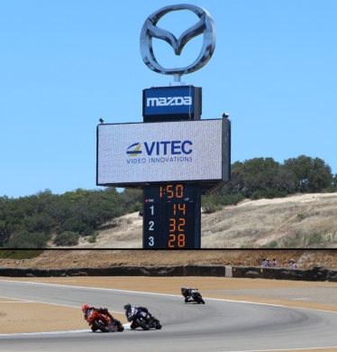VITEC Deploys IPTV Video Streaming System at Laguna Seca, MotoGP World Championship