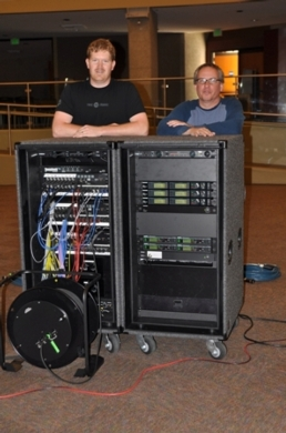 Shure Provides Solution for Mariners Church