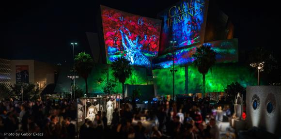 Panasonic, WorldStage, and BARTKRESA Studio partner to Provide Spectacular Projection Mapping at