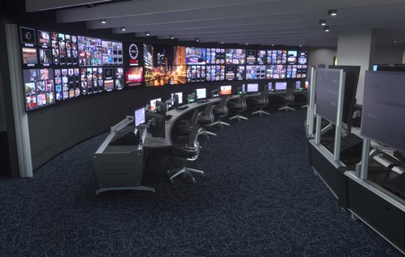 Consolidated Sports Control Room Revamp