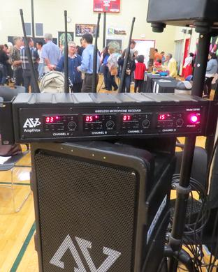 AmpliVox Technology Helps Engage Audiences for Celebration of Cultures