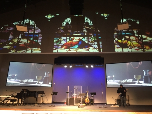 House of Worship Gets Top Notch Install