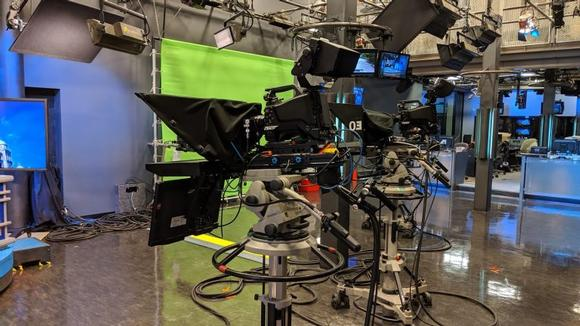 CTV Vancouver Island Brings Sony's HXC-FB80 HD Studio Cameras On Board