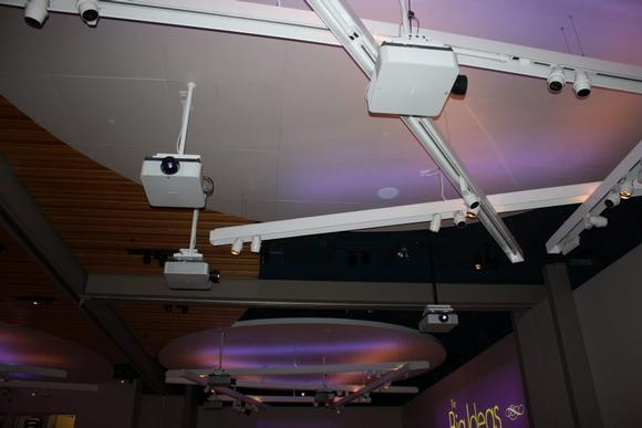 Sony's Laser Projectors Are a Picture Perfect Addition to Minnesota State University, Mankato's Upgraded Centennial Student Union Ballroom