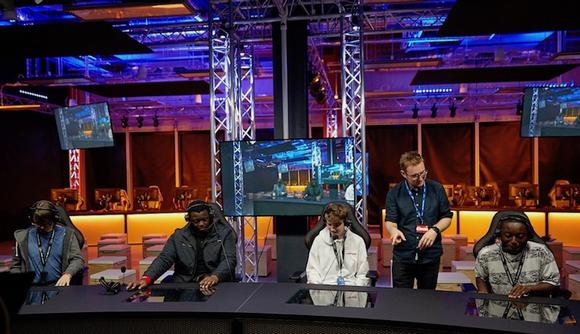 Staffordshire University Esports Degree Gets Boost from NDI and VMC1