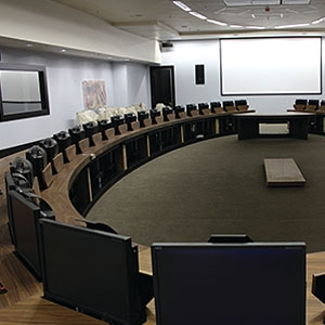 Standard Bank Boardroom