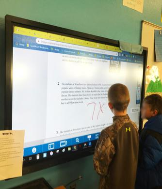 Colorado School District Brings Interactive Learning Solutions to K-12 Classrooms