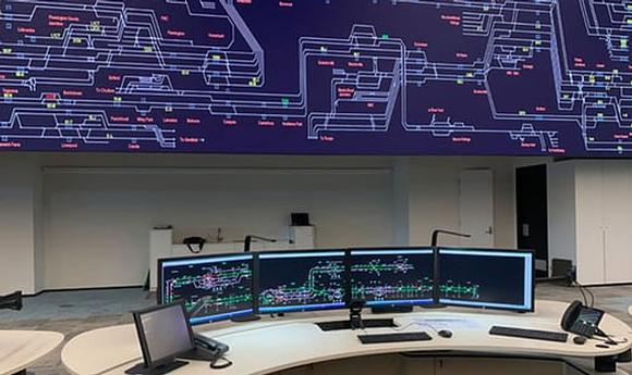 Sydney Rail Operations Center