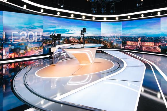 TF1 News Studio