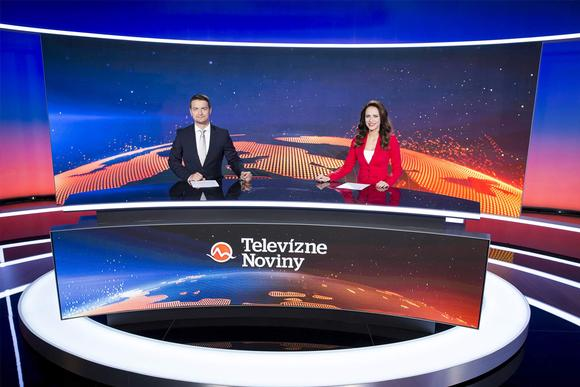 TV Markiza News Studio