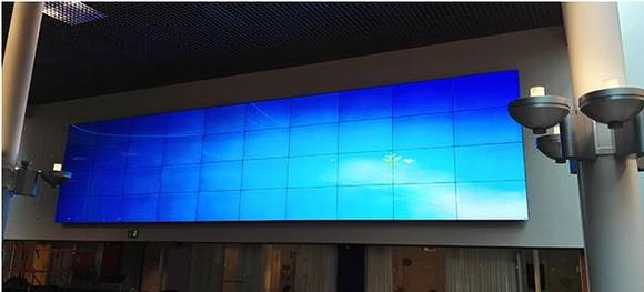Telenor Norway Adds 40 Display Video Wall