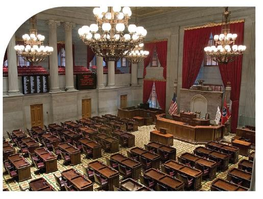 Tennessee General Assembly's House of Representatives Provides Complete Government Transparency With Telemetrics Robotics