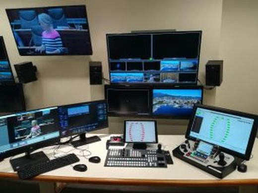 The Parliament Of Tasmania Captures Important Governmental Proceedings With Telemetrics Robotic Camera Systems