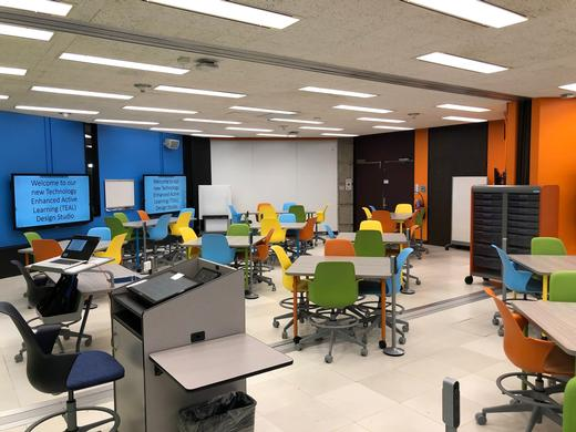 The University of Toronto implements Kramer solutions to continue interactive learning