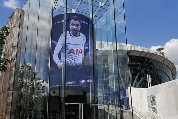 Datapath processors power new Tottenham Hotspur Stadium