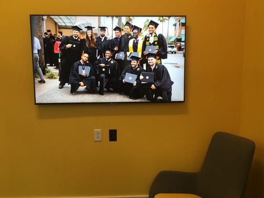 Sony's BRAVIA 4K Professional Displays Keep with Progressive Design and Collaborative Learning Mission of New UCF Downtown Campus