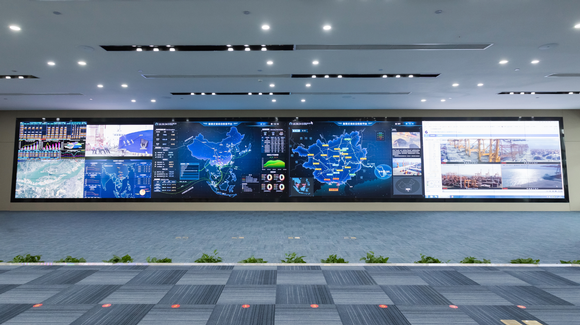 Barco Unisee provides optimal situational awareness for smoother sea trade in Southern China