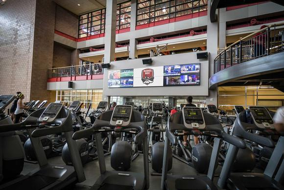 University of Nevada Las Vegas Student Recreation and Wellness Center