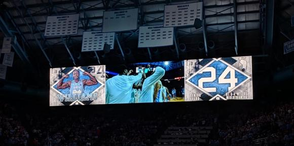 University of North Carolina Tar Heels - Dean E. Smith Student Activites Center