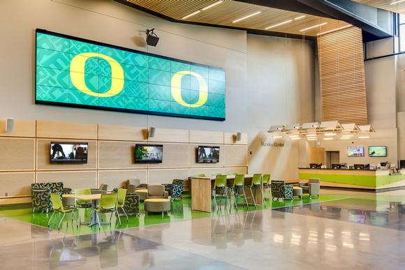 University of Oregon Student Recreation Center