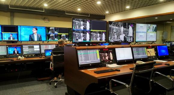VTC Leaps Ahead with NDI-Based Master Control