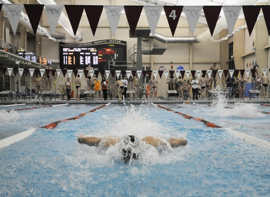 From Start to Finish: Virginia Tech Swimming and Diving Facility Uses Vaddio Cameras