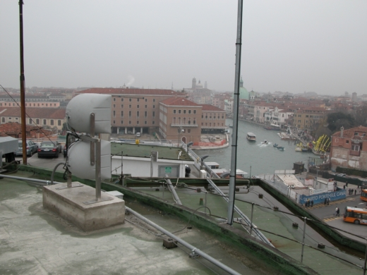 Venice Flood Warning System - Integrating Sound and Emergency Notification