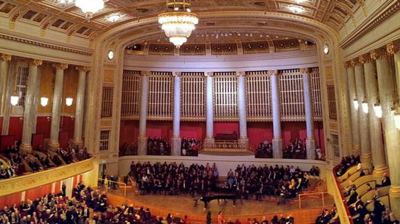Vienna Konzerthaus Joins List of Renowned Symphony Halls to Install Meyer Sound CAL