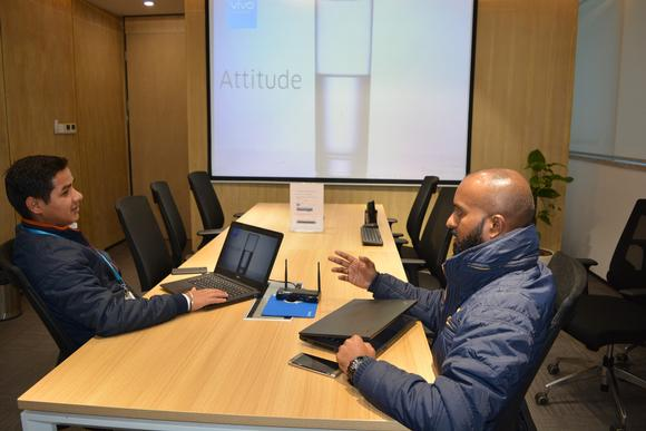 Vivo Mobile India sees meetings differently with Barco wePresent in their meeting rooms