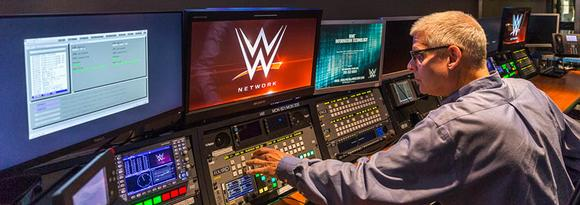 WWE Enhances Production Efficiency with High-Performance KVM