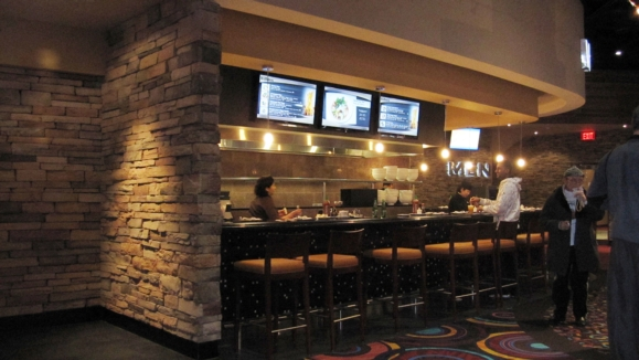 Woodbine Entertainment Group - Woodbine Racetrack - Digital Menu Boards