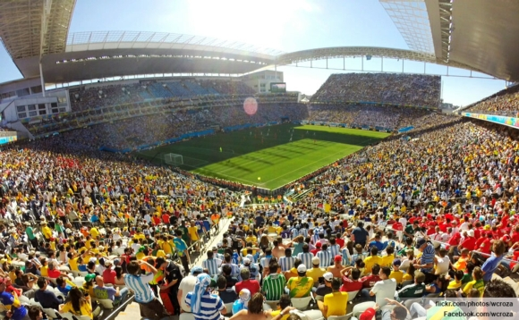 Estádio Mineirão: 2014 World Cup - Integrating Sound and Sport