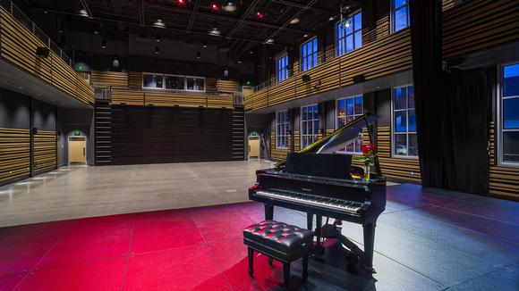 Meyer Sound Constellation Redefines the Possible at Sun Valley's Argyros Performing Arts Center