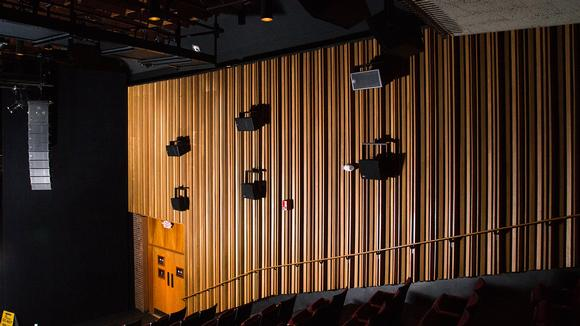 American Repertory Theater Takes Immersive Plunge with Meyer Sound Technology