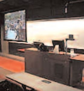 NEC Display: Arizona State University