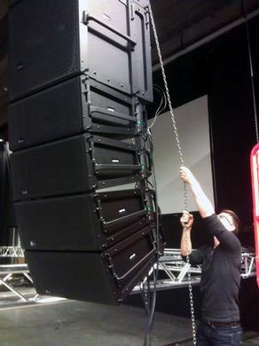 Europe's First Meyer Sound LEOPARD Installations Land in Norway
