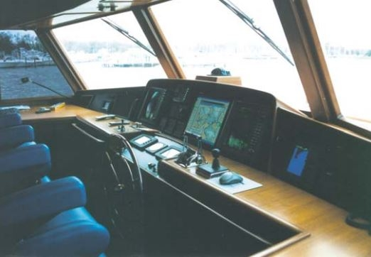 NEC Display: Burr Yacht