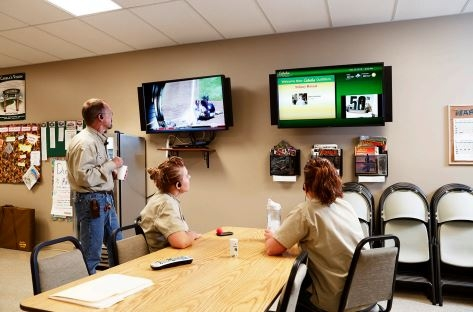 NEC Display: Cabela's Deploys Cross-Section of NEC Displays to Engage Customers and Employees